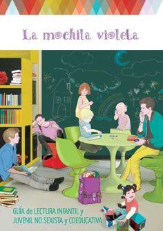 La mochila violeta; Diputación de Granada. http://www.dipgra.es/amplia-programa/programas-igualdad/la-mochila-violeta