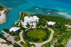 Villa Blanche, Leeward, Turks and Caicos.  Nice Retirement Place