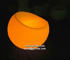 brillando llevado colorido sillón largo