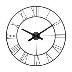 Large Metal Clock | Kmart