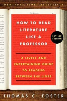 REQUIRED FOR E419 How to Read Literature Like a Professor by Thomas C. Foster and selected short stories – The assignments for this course are very specific. Your junior year teacher will provide you with the materials or you can locate them from the Conant website and the Summer Reading Schoology group. Making a late schedule change into AP Lit without this summer reading will put you severely behind.