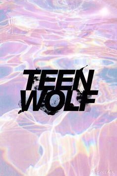 Imagem de teen wolf and wallpaper