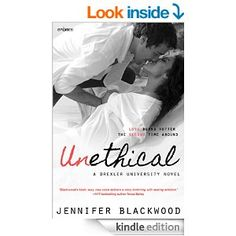 Unethical (Entangled Embrace) - Kindle edition by Jennifer Blackwood. Literature & Fiction Kindle eBooks @ Amazon.com.