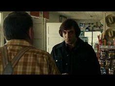 72nd Winner : Javier Bardem Oscar winning performance as Anton Chigurh in No Country for Old Men (2007)