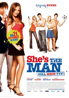 Poster zum Film: She's the Man - Voll mein Typ