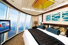 How to Book the Best Cruise Suites at Sea. Photo by Norwegian Cruise Line