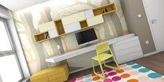 Magazín :: INTERIÉR :: Interiér dvoch detských izieb pre dve sestry