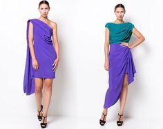 Vestidos de fiesta para invitadas 2013 #bodas #invitadas #vestidos