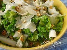 Greek Recipes, Wine Recipes, Salad Recipes, Cooking Recipes, Greek Cooking, Cooking Time, Tasty, Yummy Food, Yummy Yummy