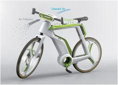 This High-Tech Bike Is Actually a Mobile Pollution-Fighting Factory - John Metcalfe - The Atlantic Cities