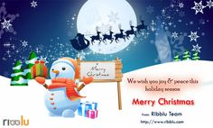 We wish you and your family a Merry Christmas and Happy New Year! Wish you all a great holiday season!