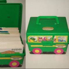 You have no idea how badly I wanted this! Every commercial on the USA Cartoon Express seemed to be for Sweet Pickles...