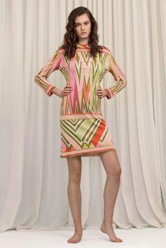 020e73087c4cd 1960's Emilio Pucci silk jersey dress 1960s Fashion, Italian Fashion, Emilio  Pucci, Vintage