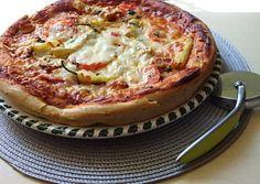 Medvehagymás magyaros pizza | zsuzsa56 receptjeCookpad receptek
