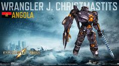 Pacific Rim Jaeger | We were so inspired, we made some Jaegers of our own.