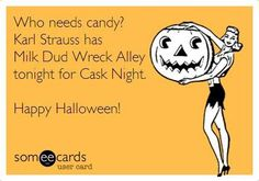 #BOO! Happy Halloween from Karl Strauss!