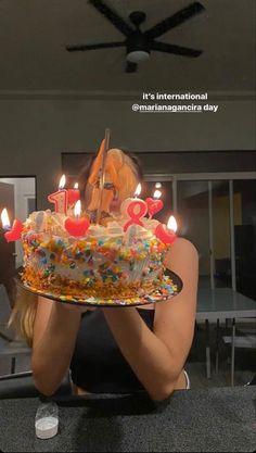 Pretty Birthday Cakes, 16th Birthday, Pretty Cakes, Cute Cakes, Cake Day, Un Cake, Bday Girl, Its My Bday, Happy B Day