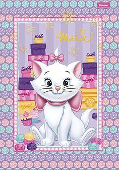 Disney Marie Disney Cats, Disney Cartoons, Disney Phone Wallpaper, Cartoon Wallpaper, Disney And Dreamworks, Disney Pixar, Marie Cat, Gata Marie, Mickey Mouse Art