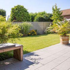 Umgestaltung Eines Privatgarten In Korschenbroich   Leistungsbild