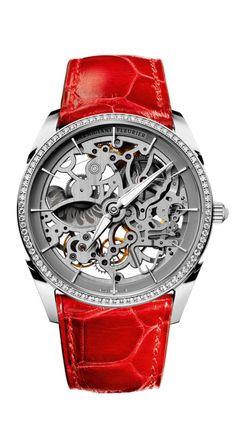TONDA 1950 SQUELETTE WHITE GOLD SET   Parmigiani Fleurier Watches