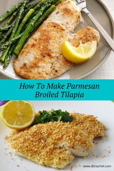 I suggest grilled tilapia with parmesan, which takes only 20 minutes, healthy and delicious that your family will love. You must put it on your weekday menu. This tilapia is so crispy and tasty that it will make the kids eat it, guaranteed!
