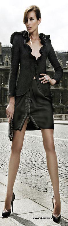 Parisian Chic- | LadyLuxuryDesigns