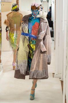 John Galliano for Maison Margiela Fall 2018 Couture Collection