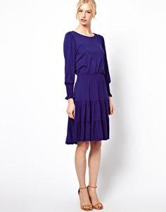 Enlarge Ivana Helsinki Long Sleeve Reese Jersey Dress