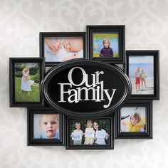 our family collage frame furniture home decor and home furnishings home accessories and