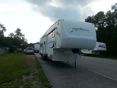 Check out this 2008 Kz Sportsman New Vision M-41K listing in Seale, AL 36875 on RVtrader.com. It is a Fifth Wheel Toy Hauler and is for sale at $19900.