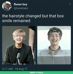 May that smile always on his face