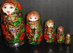 Russian nesting doll – matryoshka - Google-Suche