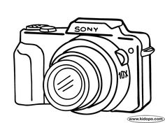 printable camera pages Camera Technology Home Appliances