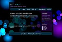 CSS3_colour2 HTML Template  #Art #Business #Corporate #Personal #Portfolio Link: https://goo.gl/wdsXZE
