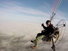 Au dessus des nuages 26 09 14 HD 60fps