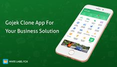 Gojek clone app is developed based on the structural code of gojek app to provide the functionalities of it and as well as to customize it entirely as per the needs of the client's business. New Business Ideas, Start Up Business, Build An App, Future Trends, App Development, Event Planning, Mobile App, Competitor Analysis, Infographic