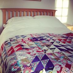 The Field Study quilt