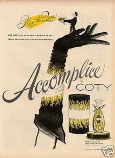 Vintage Perfume Ads of the 1950s (Page 8)