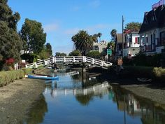 Venice Canals Walkway (Los Angeles) - 2019 All You Need to Know BEFORE You Go (with Photos) - TripAdvisor Venice Canals, Tour Tickets, Los Angeles California, Online Tickets, Walkway, Santa Monica, Trip Advisor, Tours, History