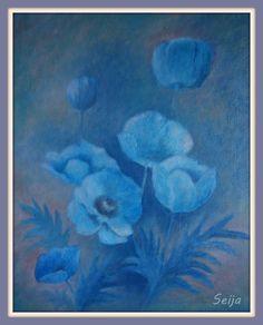 Siniset unikot