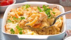 Cauliflower macaroni – Famous Last Words Potato Latkes, Potato Hash, Potato Salad, Chickpea And Potato Curry, Crispy Potatoes, Eat Smart, Cauliflower Recipes, Side Dish Recipes, Food Dishes