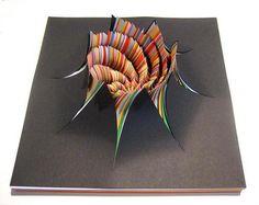 shift click: Paper Scupture fun!