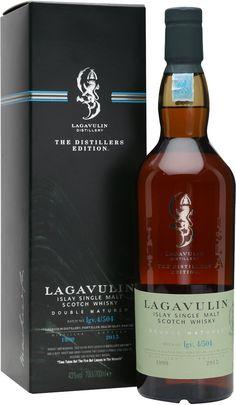 Lagavulin Distillers Edition 2015 Single Malt Scotch Whisky | @Caskers