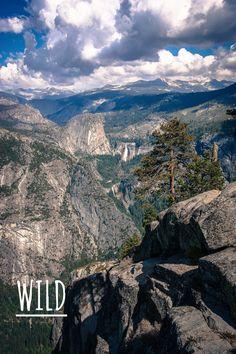 "Digital photography - Yosemite Valley ""Wild"" by ShinavaPhotography on Etsy"