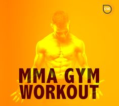 A Simple MMA Gym training program for beginners and intermediates. If you have no MMA training equipment this workout is for you. Gym Training Program, Ufc Training, Endurance Training, Mma Equipment, Training Equipment, Mike Tyson Workout, Mma Workout Routine, Sport Events, Mma Gym