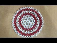 Seed Bead Flowers, Beaded Flowers, Making Bracelets With Beads, Beaded Bracelets, Beadwork, Beading, Diy Crafts Room Decor, Beard Jewelry, Crochet Beach Dress