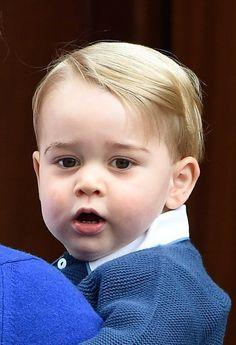 Prince George Alexander Louis, third heir