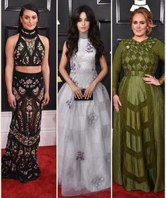 E vamos para a segunda premiação do dia? As musas @leamichele @camila_cabello e @adele riscaram o tapete vermelho do Grammy Awards a premiação mais importante da música. Ainda hoje tem @beyonce @katyperry @ladygaga @arianagrande... Estamos animadas pra ver os looks!  #GRAMMYs  via GLAMOUR BRASIL MAGAZINE OFFICIAL INSTAGRAM - Celebrity  Fashion  Haute Couture  Advertising  Culture  Beauty  Editorial Photography  Magazine Covers  Supermodels  Runway Models