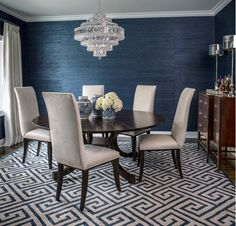 4 Patterns for your dining room design | Blog | Home and Garden Design Ideas