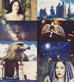 "THE FOUNDERS OF HOGWARTS - Rowena Ravenclaw: ""I'll teach those whose intelligence is surest."""